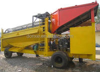 alluvial gold used trommel screen for sale made in China