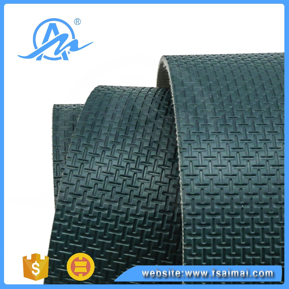 AIMAI pvc conveyor belt/corrugator conveyor belt