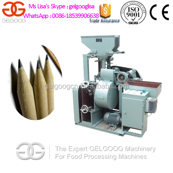 Factory Price Paper Pencil Production Line/Paper Pencil Coarse Grinding Machine