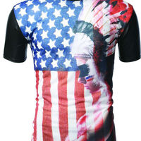 2015 OEM Factory Printing Cotton American
