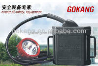 LED industrial mining cap lamp, portable helmet light,mining cap light