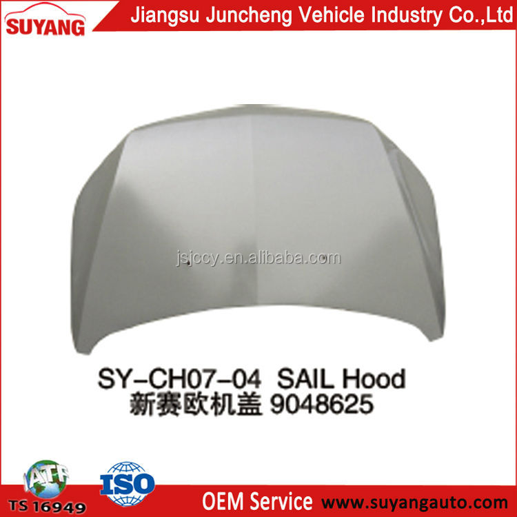 Car Front Hood Bonnet for Chevrolet NEW Sail 2010
