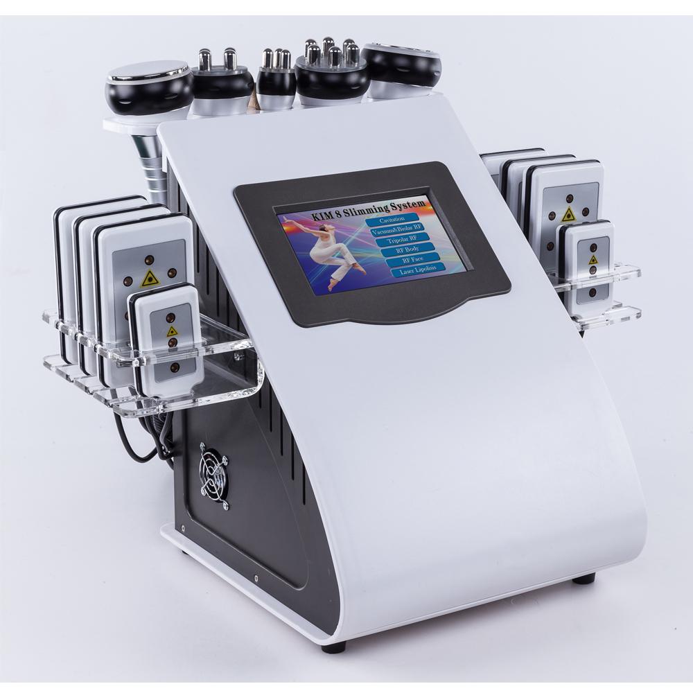 Portable vacuum cavitation, Beauty Slimming Machine, 40K Cavitation machine