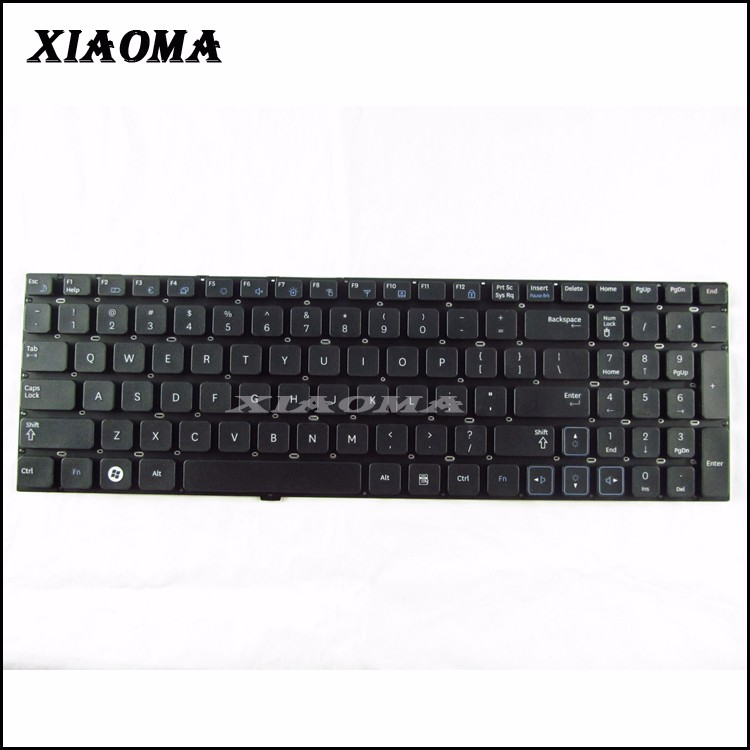 Wholesale laptop notebook keyboard for SAMSUNG NP RV511 RV509 RV520 RV515 US black