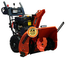 "420CC 34"" High Peformance 3 Stage SnowBlower"