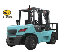 7 ton forklift shangli made in china CE SGS ISO9001 EPA UL