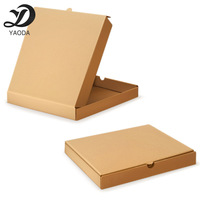 Cardboard Printed Factory Pizza Box