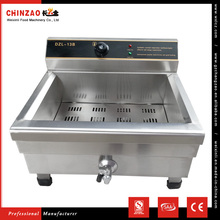 Stainless Steel Professional Kitchen Equipment electrical kfc fryer machine For sale