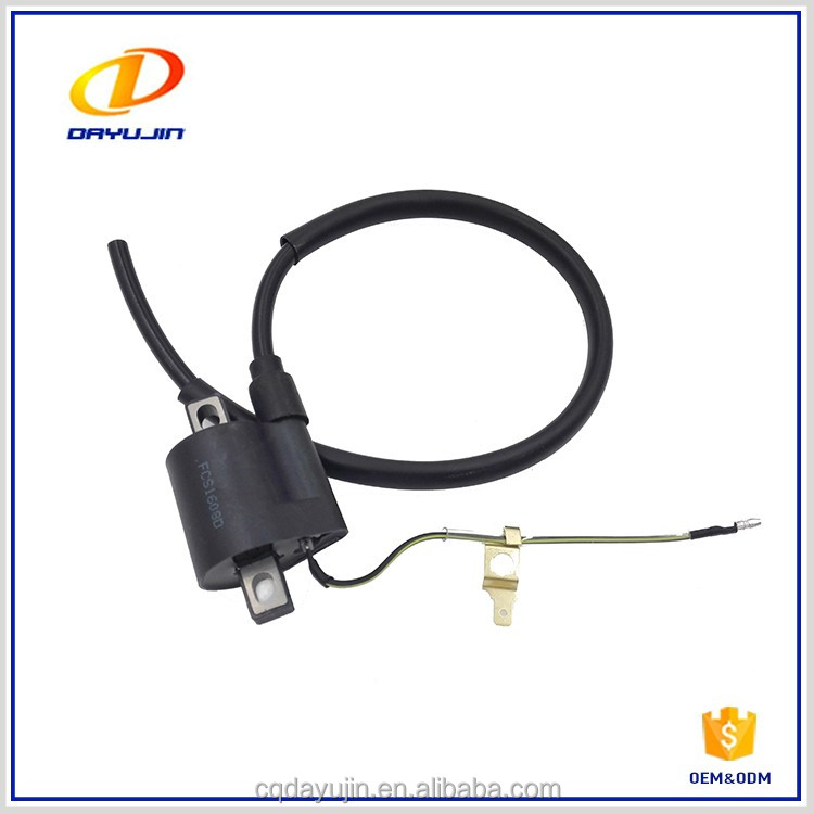 Chinese JH125 Spare Parts Motorcycle Ignition Coil For Suzuki