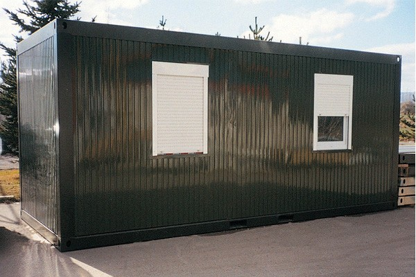 Modular bungalow Container homes