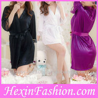 Wholesale Hot Sexy Ladies Casual Night Gown