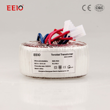 40VA 220V to Double 12v Step-Down Toroidal Transformer Make in China Guangdong