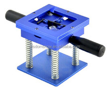 Aluminum Alloy Structure Adjustable BGA Reballing Kit, STM Machine for bga reballing