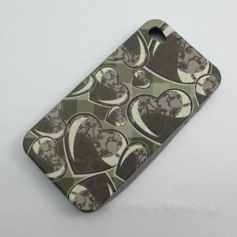 Printing any full color latest mobile phone skin cover