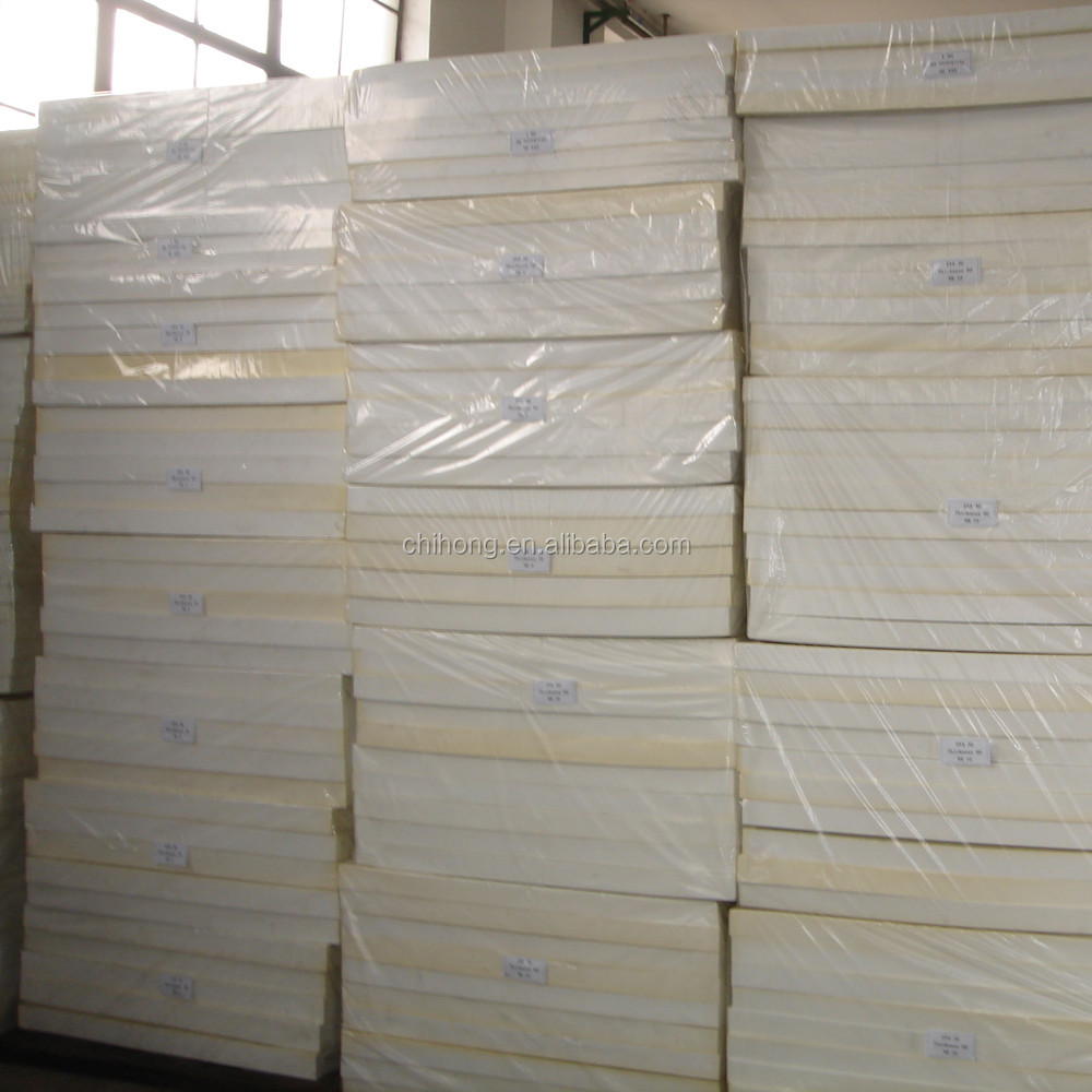 factory closed cell white EVA material foam sheet