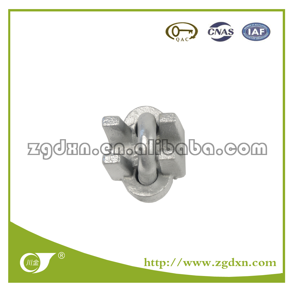Sichuan 21 Years Factory Price JK Series Wire Rope Clip