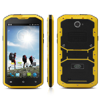 IP68 Military Smart Phone A8 4.1inch IPS Screen Android 4.2 Dual Core MTK6572 Waterproof Rugged Phone A8 with NFC