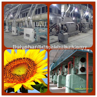 2014 hot selling 20TD Whole set of sunflower seeds oil production line