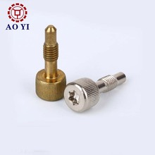 China wholesale flat round thick style customized head cap screw