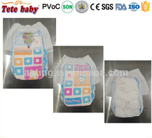 hotsales baby diapers pampas training pants market