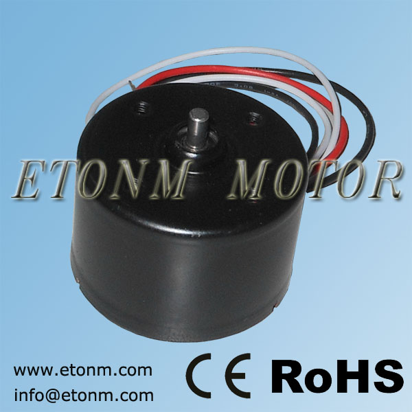 Chinese supplier make brushless dc motor 12v 8000rpm