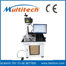 MULTITECH fiber laser marking machine for ear tag