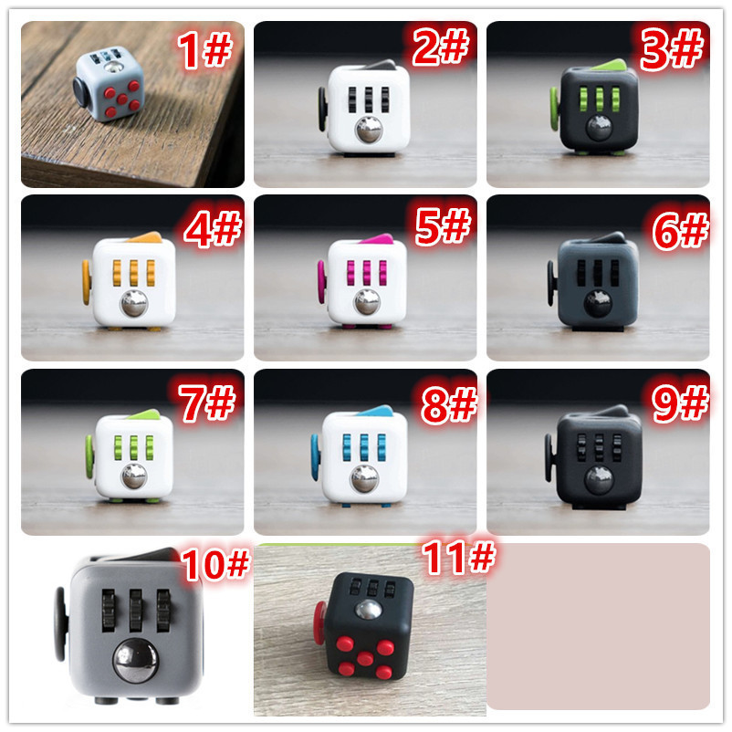 Fidget Cube Toys for Girl Boys Christmas Gift The First Batch of The Sale Best Christmas Gift Migic Cube