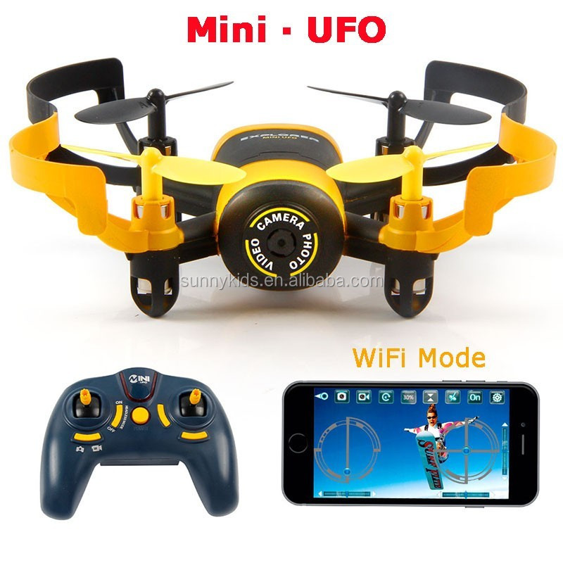 JXD 512W 2.4GHZ 6 Axis Mini Drone with WiFi FPV 360 Flip RC Quadcopter