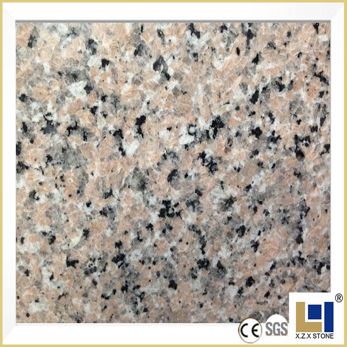 China Rosa Porrino Cheap Granite Slabs And Tile Pink Color