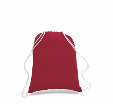 Top Quality Personalized Nylon Wedding Dress Drawstring Bags/Backpacks