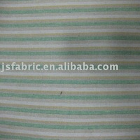 Home Living Yarn Dyed Striped Cotton Bedding Fabric