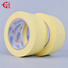 High quality heat resistant jumbo roll waterproof adhesive pp double sided tape