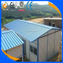 COLOR COATED CORRUGATED SHEET PLATE FOR METAL ROOFING AND SIDING