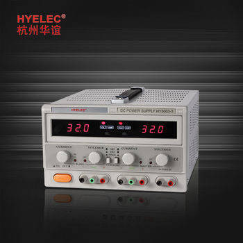 HY3003-3 DC Power Supply 0-30V 0-3A linear mode DC Power Supply