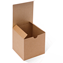 Kraft Paper Gift Packaging Box for Cups