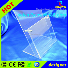 Hot Customize acrylic sunglasses showing rack display stand for eyewear presentation