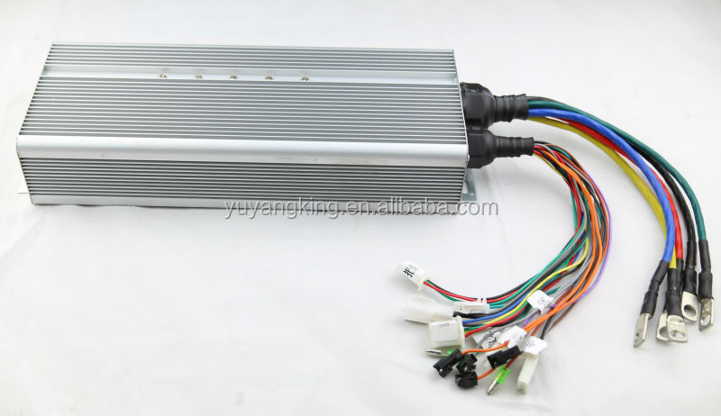 72v 3000w high speed electric motorcycle BLDC motor controller