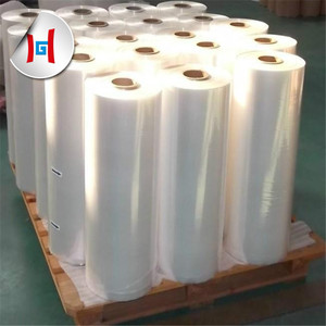 Transparent Transparency and OPP Material pet lamination roll film