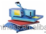 Hot sale 38*38cm T-shirt shaking the head printing heat press machine
