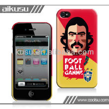wallet flip pu case cover for iphone 4 4s