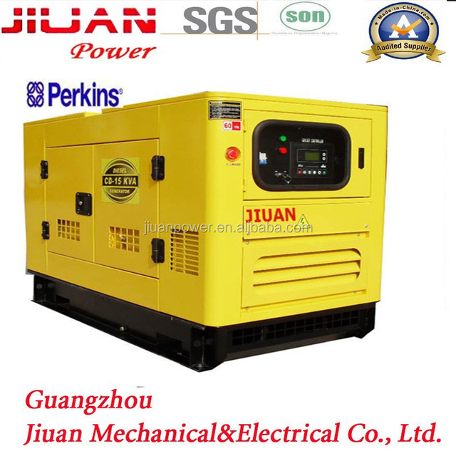 15kva power silent diesel generator guangzhou price sale small power generator dynamo