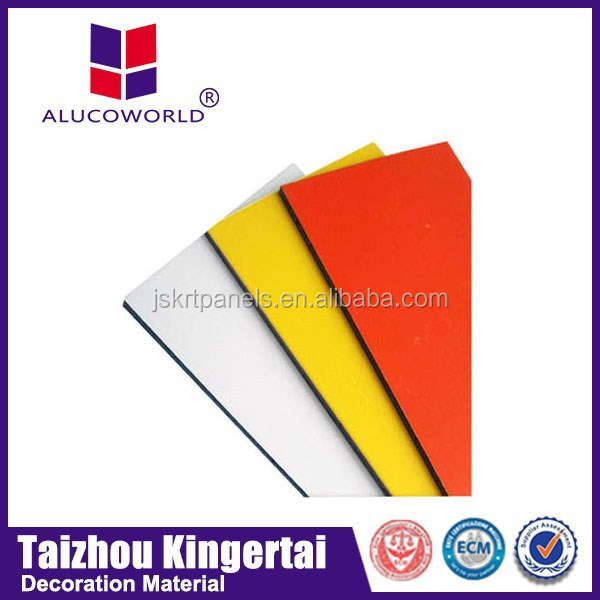 Alucoworld wood plastic composite