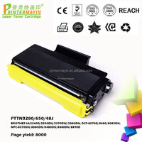 High Yield Black Toner Cartridge for BROTHER HL5340D/5350DN/5370DW/5380DN (PTTN3280/650/48J)