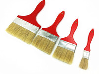 903 paint brush, wooden handle with high quality