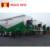 MAOWO manufacture air compressor dry powder tanker semi bulk cement trailer