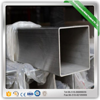 China Market High Quality Stainless Steel Square Tube/Pipe