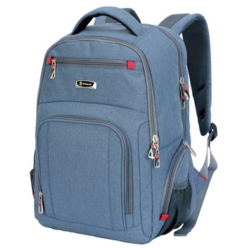 Wholesale High School Daily Leisure Polyester Laptop Sbags Backpack