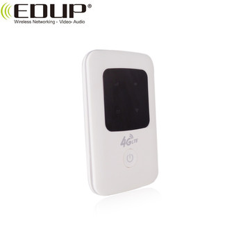 Manufacturer EDUP company EP-N9520 4g router mi-fi for smart mnobile phones 4g