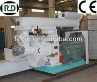 Hot sale! Real Manufacturer!CE certificate RD678MX ring die biomass wood sawdust pellet machine