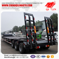 3 Line 6 Axle Low Bed